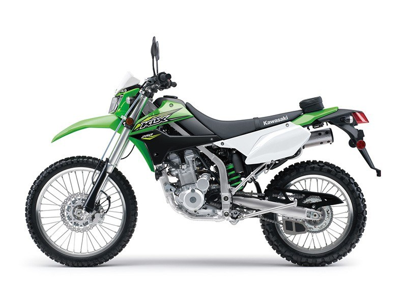 2018 Kawasaki KLX 250 in Howell, Michigan