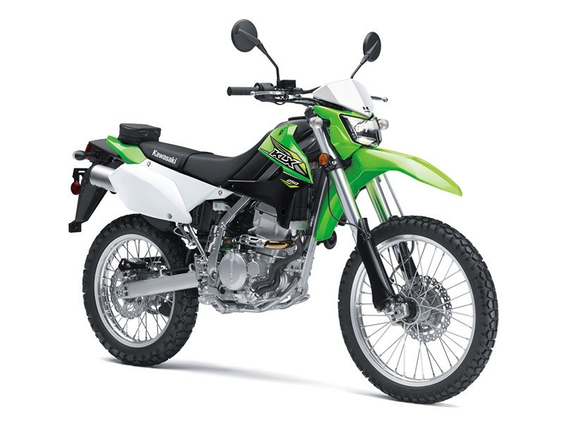 2018 Kawasaki KLX 250 in Rock Falls, Illinois
