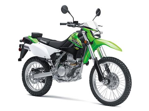 2018 Kawasaki KLX 250 in Baldwin, Michigan