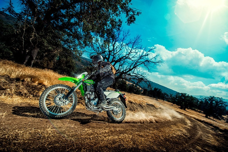 2018 Kawasaki KLX 250 in Ukiah, California