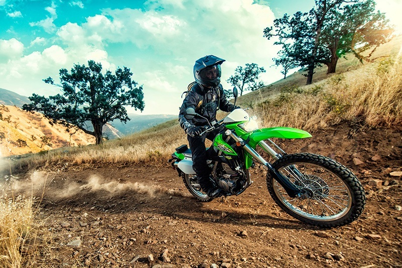 2018 Kawasaki KLX 250 in Petersburg, West Virginia