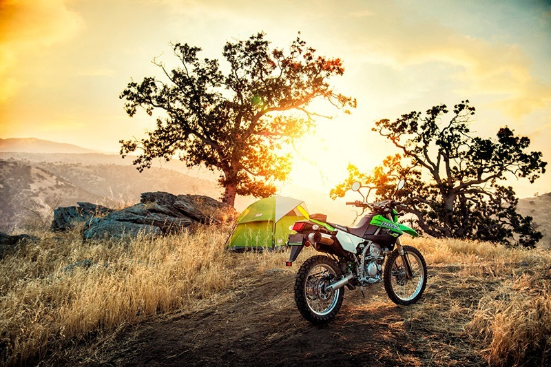 2018 Kawasaki KLX 250 in Merced, California