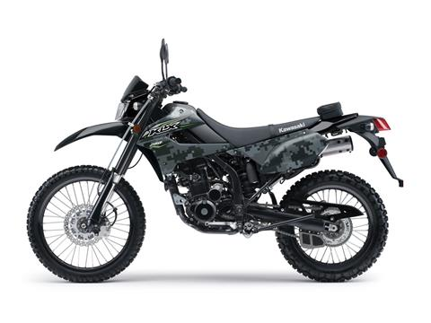 2018 Kawasaki KLX 250 Camo in Dubuque, Iowa