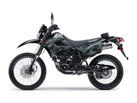 2018 Kawasaki KLX 250 Camo in Howell, Michigan - Photo 2