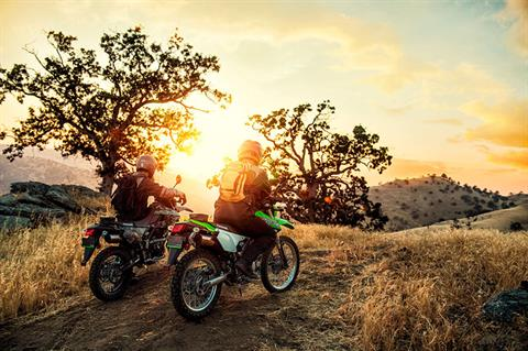 2018 Kawasaki KLX 250 Camo in Yuba City, California