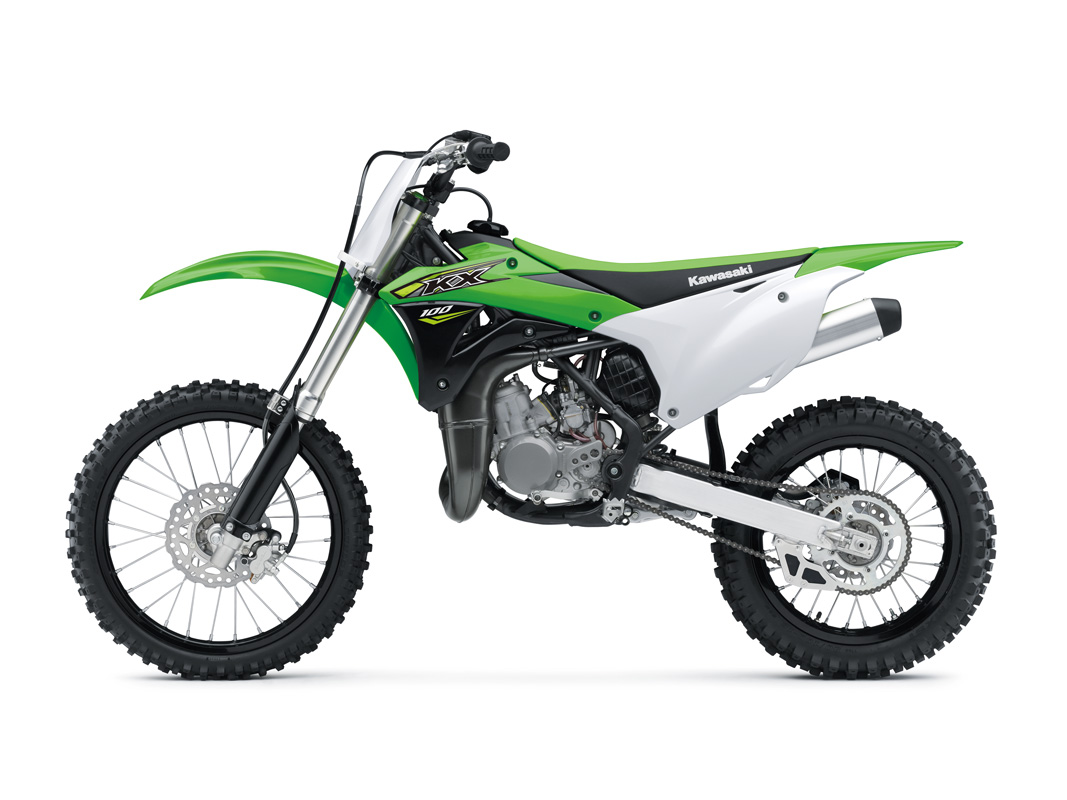 2018 Kawasaki KX 100 in Paw Paw, Michigan