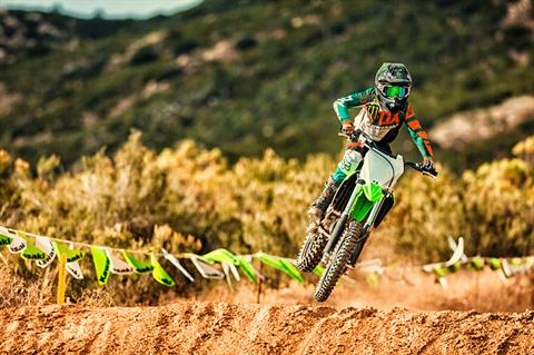 2018 Kawasaki KX 100 in Middletown, New Jersey