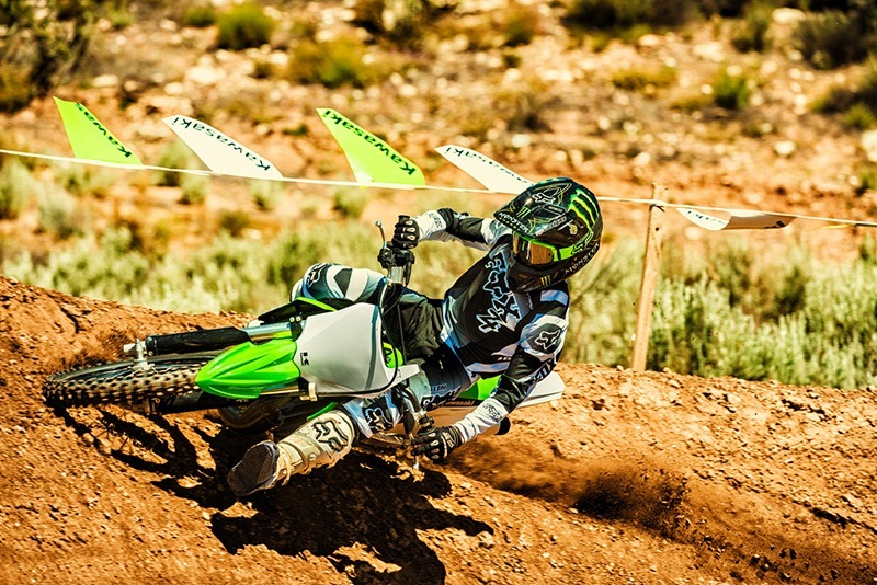 2018 Kawasaki KX 100 in Hicksville, New York