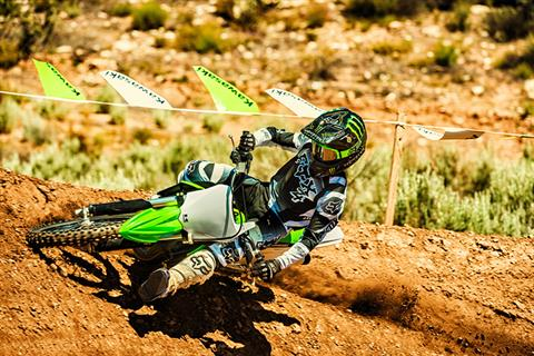 2018 Kawasaki KX 100 in South Paris, Maine - Photo 8