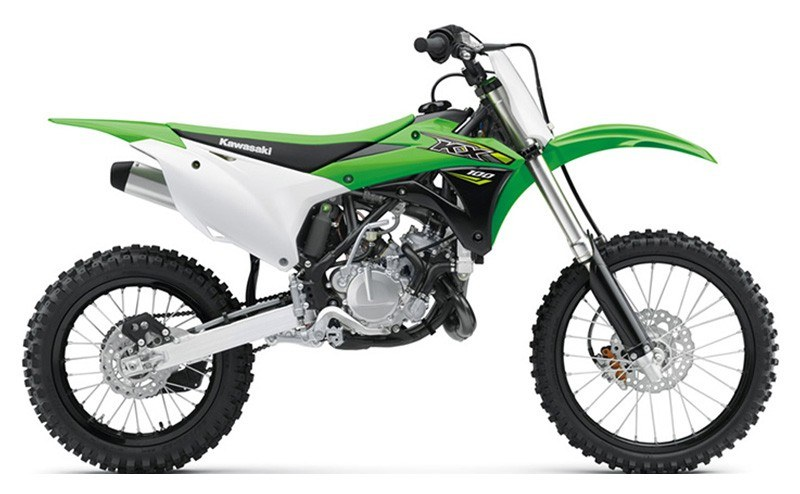 2018 Kawasaki KX 100 in Petersburg, West Virginia