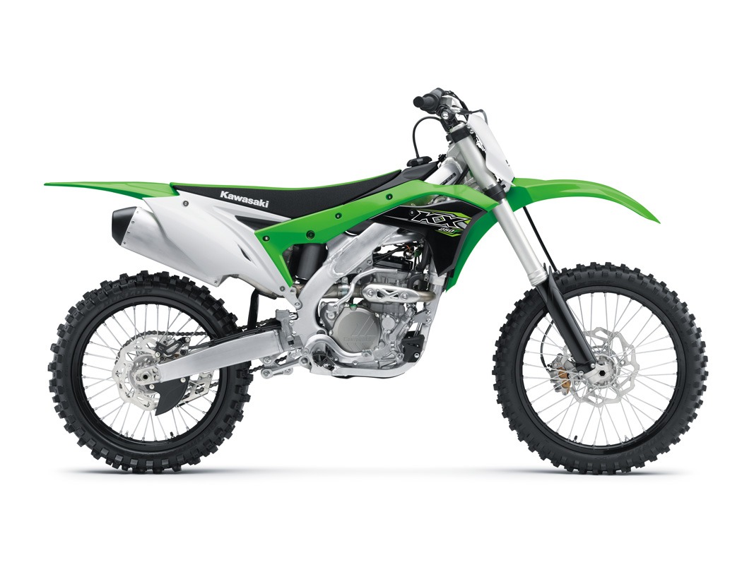 2018 Kawasaki KX 250F in Evanston, Wyoming
