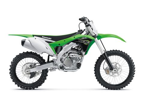 2018 Kawasaki KX 250F in Adams, Massachusetts