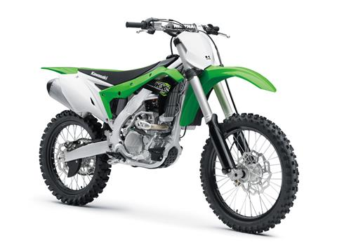 2018 Kawasaki KX 250F in Dearborn Heights, Michigan