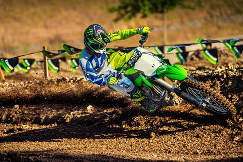 2018 Kawasaki KX 250F in Barre, Massachusetts