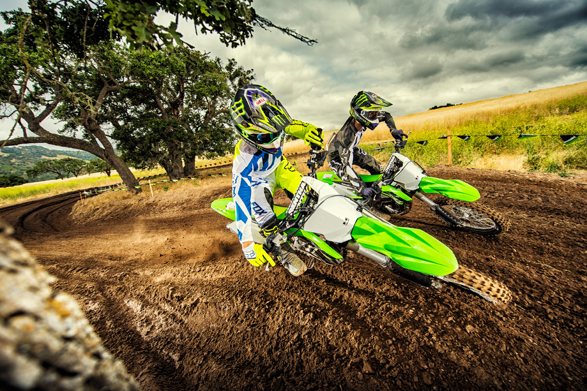 2018 Kawasaki KX 250F in Olympia, Washington