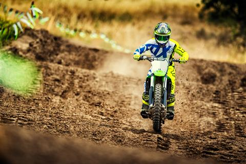 2018 Kawasaki KX 250F in Yuba City, California