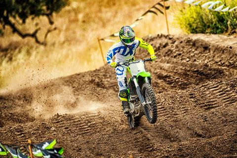 2018 Kawasaki KX 250F in Bellevue, Washington