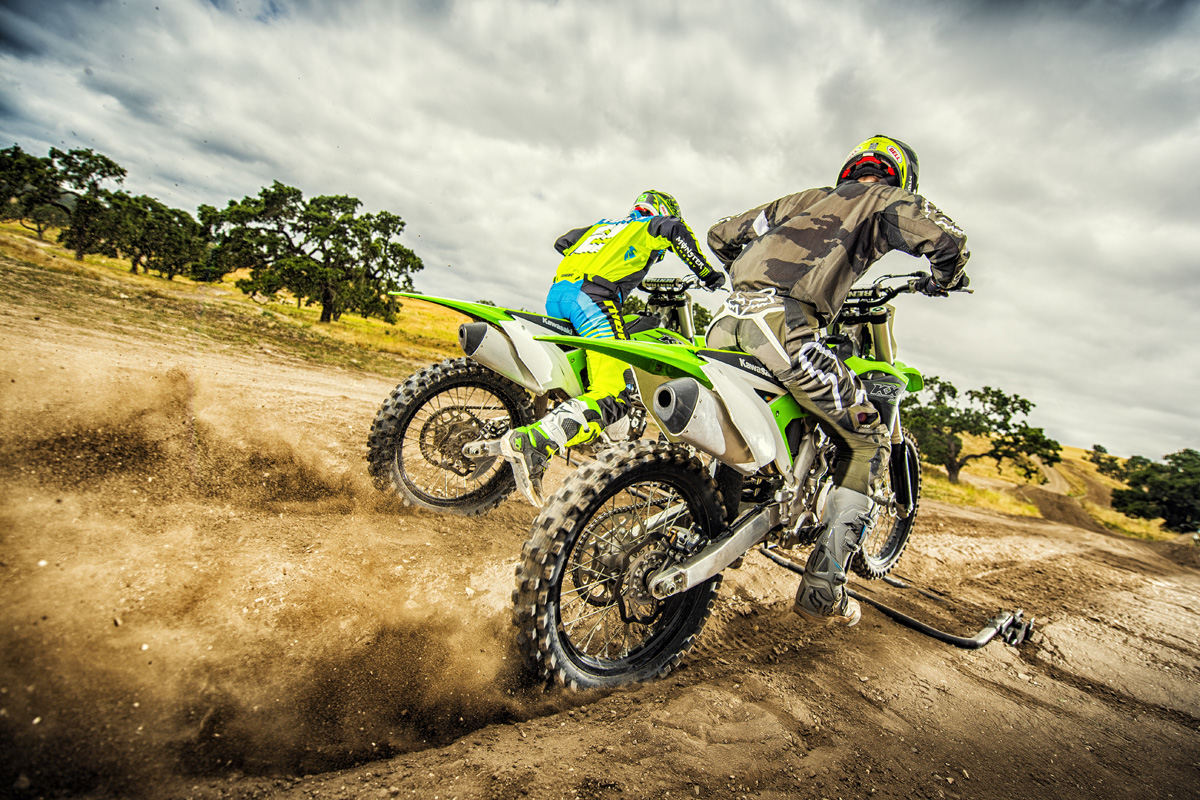 2018 Kawasaki KX 250F in Sierra Vista, Arizona