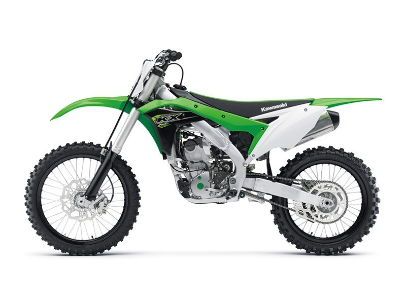 2018 Kawasaki KX 250F in Corona, California