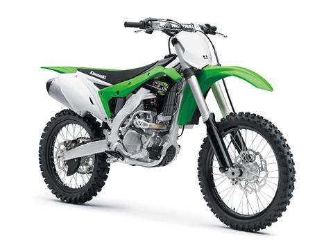 2018 Kawasaki KX 250F in Waterbury, Connecticut