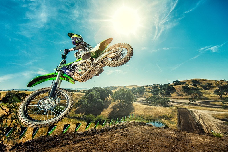 2018 Kawasaki KX 250F in Johnson City, Tennessee - Photo 4
