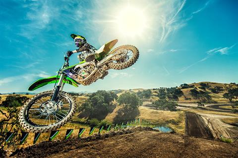 2018 Kawasaki KX 250F in Oak Creek, Wisconsin