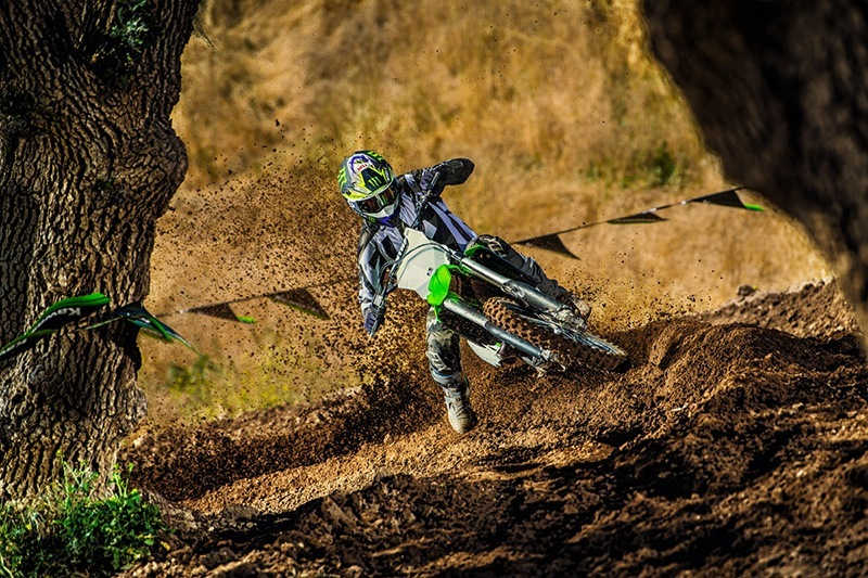 2018 Kawasaki KX 250F in Hicksville, New York - Photo 5