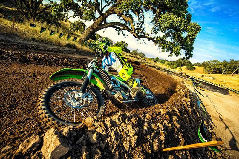 2018 Kawasaki KX 250F in Waterbury, Connecticut - Photo 7