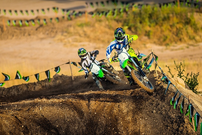 2018 Kawasaki KX 250F in Middletown, New Jersey