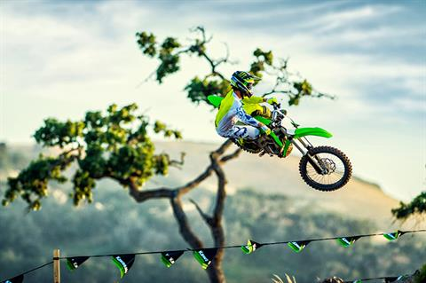 2018 Kawasaki KX 250F in Ukiah, California