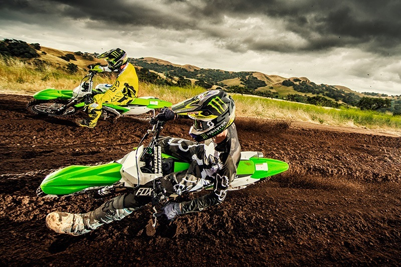 2018 Kawasaki KX 250F in Massillon, Ohio