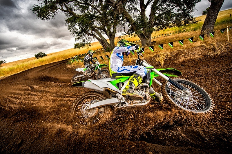 2018 Kawasaki KX 250F in Johnson City, Tennessee - Photo 14