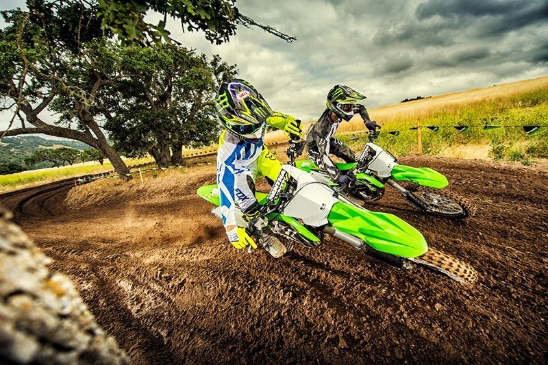 2018 Kawasaki KX 250F in Merced, California