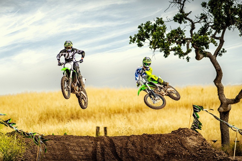 2018 Kawasaki KX 250F in Kittanning, Pennsylvania