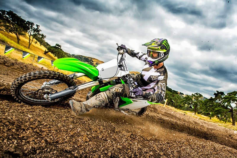 2018 Kawasaki KX 250F in Marietta, Ohio
