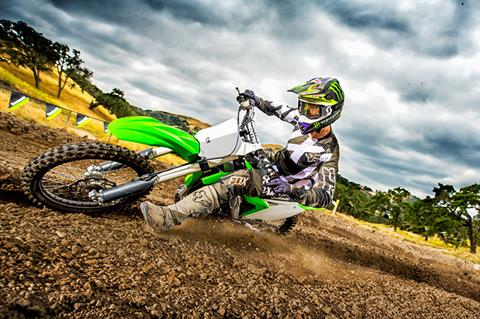 2018 Kawasaki KX 250F in Gaylord, Michigan
