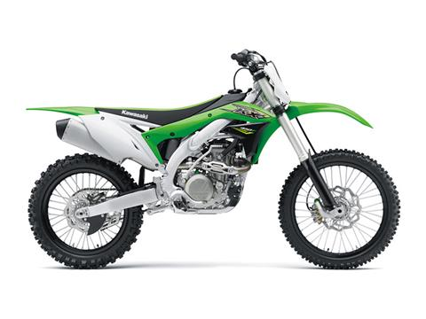 2018 Kawasaki KX 450F in Waterbury, Connecticut