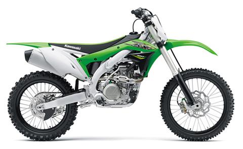 2018 Kawasaki KX 450F in Northampton, Massachusetts