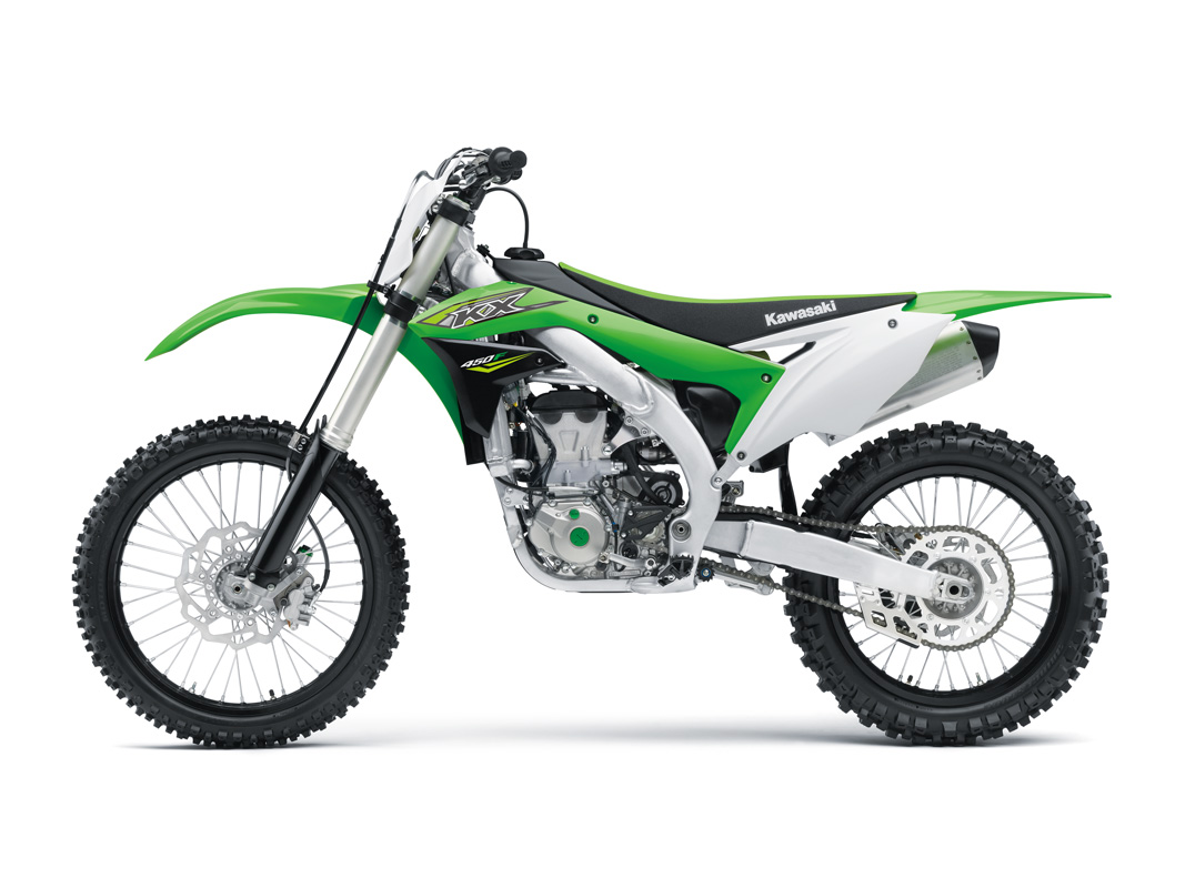 2018 Kawasaki KX 450F in West Monroe, Louisiana