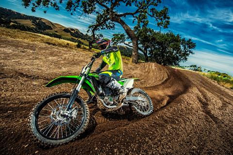 2018 Kawasaki KX 450F in Huron, Ohio