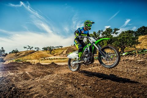 2018 Kawasaki KX 450F in Greenwood Village, Colorado