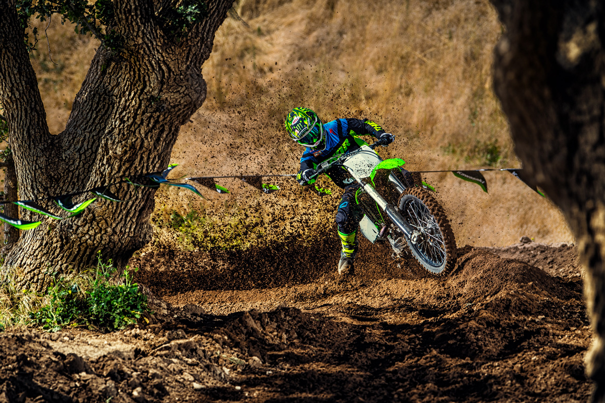 2018 Kawasaki KX 450F in Sierra Vista, Arizona