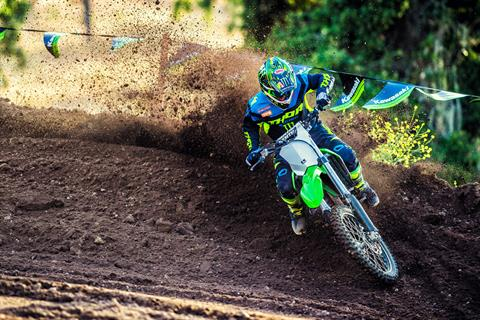 2018 Kawasaki KX 450F in Weirton, West Virginia