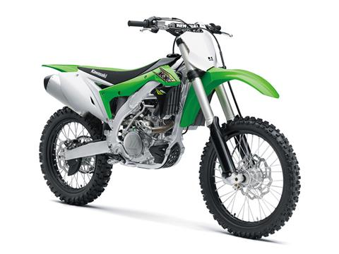 2018 Kawasaki KX 450F in Barre, Massachusetts