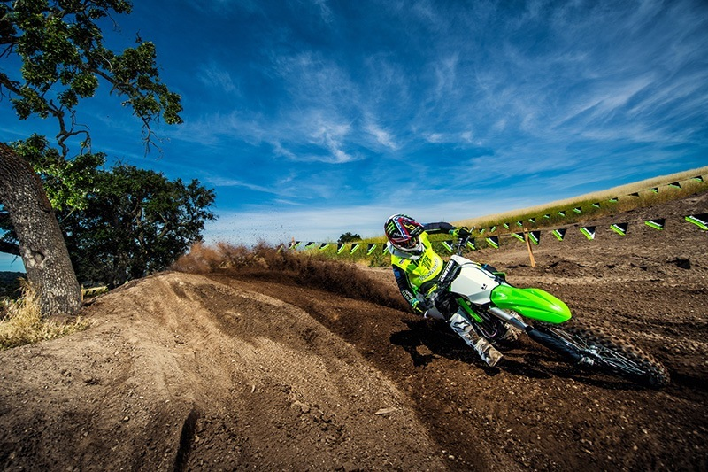 2018 Kawasaki KX 450F in Massapequa, New York