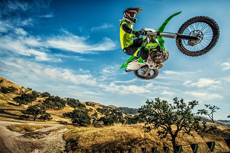 2018 Kawasaki KX 450F in Ukiah, California - Photo 7