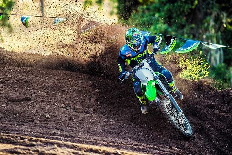 2018 Kawasaki KX 450F in Howell, Michigan - Photo 8