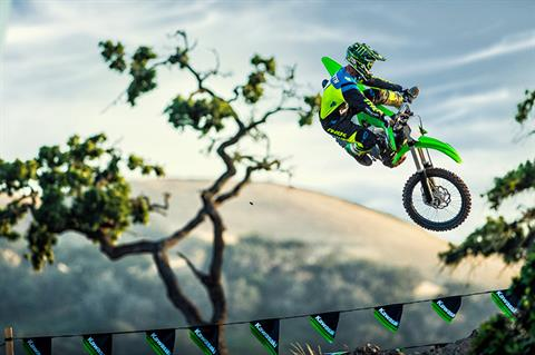 2018 Kawasaki KX 450F in Greenville, South Carolina