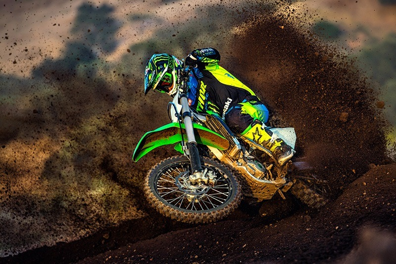 2018 Kawasaki KX 450F in Howell, Michigan - Photo 10
