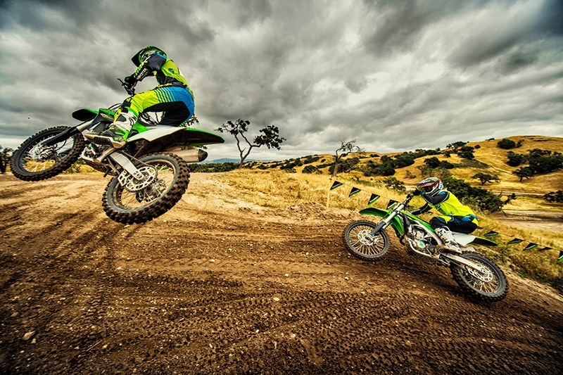 2018 Kawasaki KX 450F in Fort Pierce, Florida